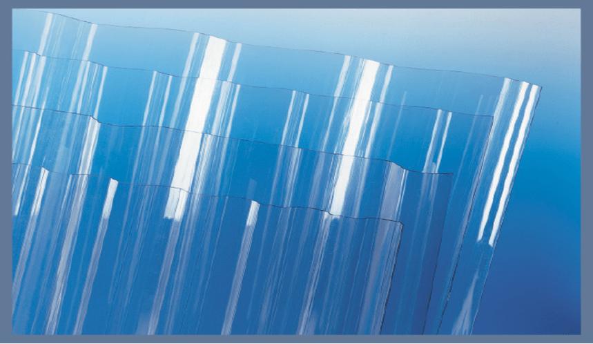 Polikarbonát tető - Akralux Compact
